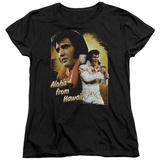 Womens: Elvis Presley - Aloha T-Shirt