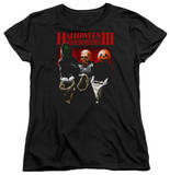 Womens: Halloween III - Trick Or Treat T-Shirt