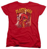 Womens: DC Comics - Plastic Man Street Shirt