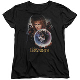 Womens: Labyrinth - I Have A Gift T-shirts