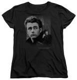 Womens: James Dean - Not Forgotten T-shirts