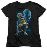 Womens: Lord Of The Rings - Smeagol Camiseta