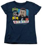 Womens: I Love Lucy - Ai Yi Yi Yi Yi T-Shirt