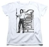 Womens: Hercules - The Legend T-shirts