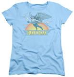 Womens: Hawkman - Hawkwoman T-shirts