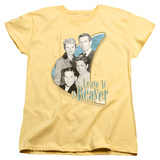Womens: Leave It To Beaver - Wholesome Family Shirt