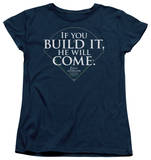 Womens: Field Of Dreams - Believe The Impossible T-Shirt