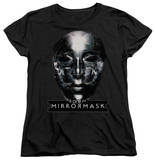 Womens: Mirrormask - Mask Shirt