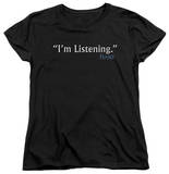 Womens: Frasier - I'm Listening Shirts