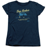 Womens: Dexter - Moonlight Fishing T-shirts
