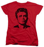 Womens: James Dean - Dean T-shirts