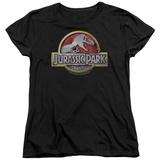 Womens: Jurassic Park - Logo T-shirts