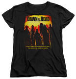 Womens: Dawn Of The Dead - Title Shirt