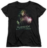 Womens: Lord Of The Rings - Samwise The Brave T-shirts
