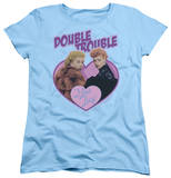 Womens: I Love Lucy - Double Trouble Shirts