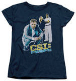 Womens: CSI Miami - In Perspective T-Shirt