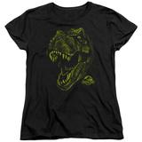 Womens: Jurassic Park - Rex Mount Shirt
