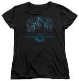 Womens: Dark Knight Rises - Gothams Dark Knight T-shirts