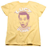 Womens: I Love Lucy - What Have You Done T-shirts