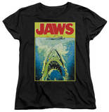 Womens: Jaws - Bright Jaws T-Shirt