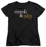 Womens: Rizzoli & Isles - Logo T-shirts