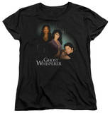 Womens: Ghost Whisperer - Diagonal Cast T-Shirt