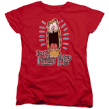 Womens: Garfield - Friday T-shirts