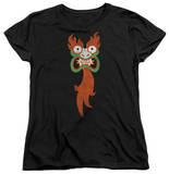 Womens: Samurai Jack - Aku Face Shirts
