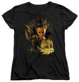 Womens: Mirrormask - Queen Of Shadows T-shirts