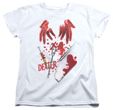 Womens: Dexter - Tools Of The Trade T-shirts