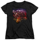 Womens: Farscape - Graphic Collage T-shirts