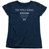 Womens: Eureka - Tesla School Shirt