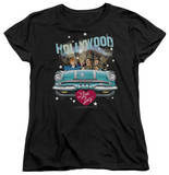 Womens: I Love Lucy - Hollywood Road Trip T-shirts