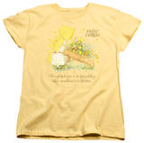 Womens: Holly Hobbie - Sunshine Flowers T-Shirt