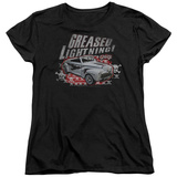 Womens: Grease - Greased Lightening T-Shirt
