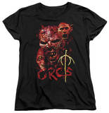 Womens: Lord Of The Rings - Orcs Shirt