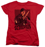 Womens: Farscape - Scorpius T-shirts
