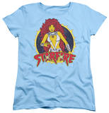 Womens: DC Comics - Starfire T-shirts