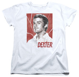 Womens: Dexter - Poster T-shirts