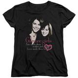 Womens: Gilmore Girls - Title Shirt