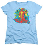 Womens: DC Comics - Red Tornado Stars Shirts