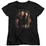 Womens: Farscape - Wanted T-Shirt