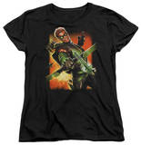 Womens: Green Arrow - Green Arrow No.1 T-shirts
