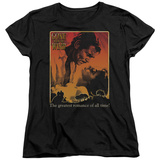 Womens: Gone With The Wind - Greatest Romance T-Shirt