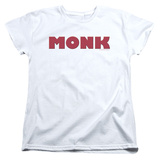 Womens: Monk - Logo Shirt