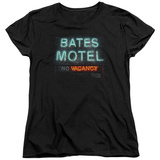 Womens: Psycho - Bates Motel T-Shirt