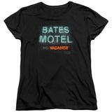 Womens: Psycho - Bates Motel T-Shirt
