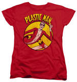 Womens: DC Comics - Plastic Man Shirts