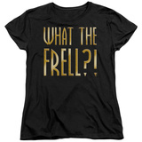 Womens: Farscape - What The Frell Shirt