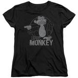 Womens: Family Guy - Evil Monkey T-shirts
